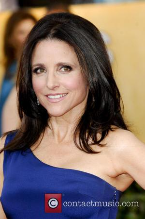 Julia Louis-Dreyfus - The 20th Annual Screen Actors Guild Awards arrivals - Los Angeles, California, United States - Sunday 19th...
