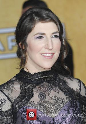 Mayim Bialik - The 20th Annual Screen Actors Guild Awards arrivals - Los Angeles, California, United States - Sunday 19th...