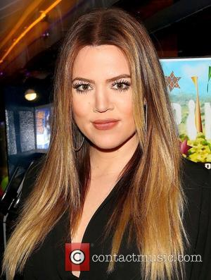 Khloe Kardashian - The Robin Hood Project Celebrity Bowling Tournament