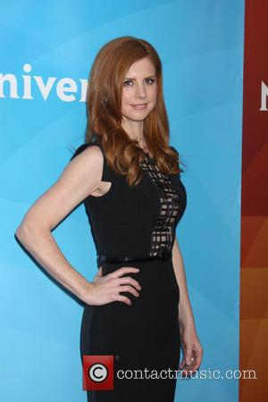 Sarah Rafferty - NBC TCA Winter 2014 Press Tour - Pasadena, California, United States - Sunday 19th January 2014