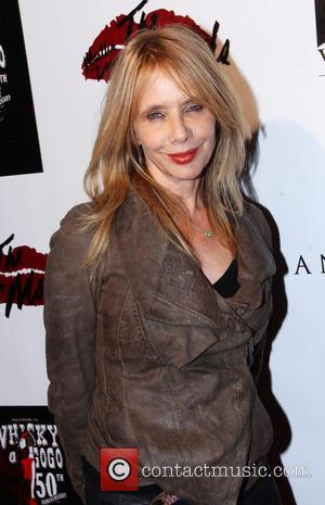 Rosanna Arquette - The Martha Davis & The Motels concert at Whisky a Go Go - Arrivals - West Hollywood,...