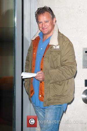 Hugh Bonneville - Various celebrities arrive at the BBC Television Centre. - London, United Kingdom - Sunday 19th January 2014