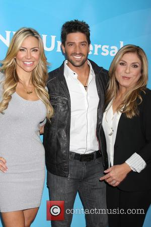 Aylin Mujica, David Choccarro and Lorena Garcia