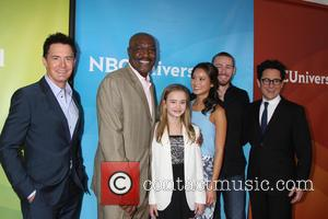 Believe Cast, Jj Abrams, Jamie Chung, Delroy Lindo, Kyle Maclachlan, Jake Mclaughlin and Johnny Sequoyah