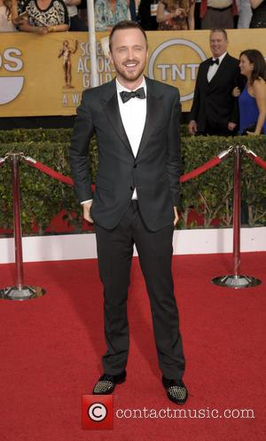 Aaron Paul - The 20th Annual Screen Actors Guild Awards arrivals - Los Angeles, California, United States - Sunday 19th...