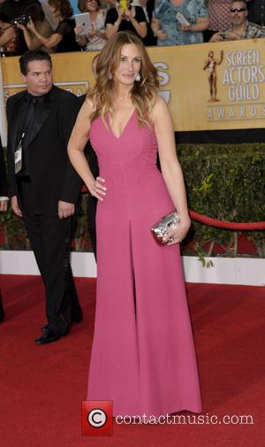 Julia Roberts - The 20th Annual Screen Actors Guild Awards arrivals - Los Angeles, California, United States - Sunday 19th...