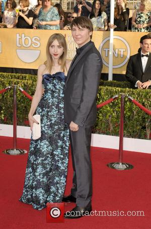 Paul Dano and Zoe Kazan - The 20th Annual Screen Actors Guild Awards arrivals - Los Angeles, California, United States...