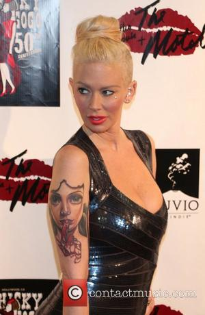 Jenna Jameson - The Martha Davis & The Motels concert at Whisky a Go Go - Arrivals - Los Angeles,...