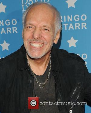 Peter Frampton - The David Lynch Foundation honours Ringo Starr with the