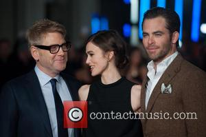 Kenneth Branagh, Keira Knightley and Chris Pine - 'Jack Ryan: Shadow Recruit' European Premiere held at the Vue Leicester Square...