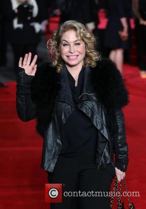 Brix Smith Start - 'Jack Ryan: Shadow Recruit' UK premiere held at Vue cinema - Red Carpet Arrivals - London,...