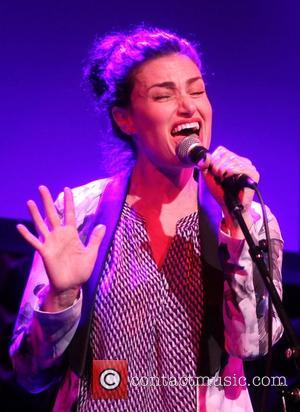Idina Menzel - Living For Today: A Benefit for Gilana's Fund, held at Joe's Pub - Performances. - New York,...