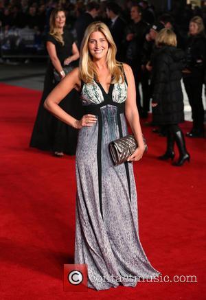 Cheska Hull and aka Francesca Hull - 'Jack Ryan: Shadow Recruit' UK premiere at Vue cinema - Red Carpet Arrivals...