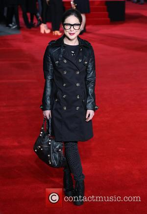 Louise Thompson - 'Jack Ryan: Shadow Recruit' UK premiere at Vue cinema - Red Carpet Arrivals - London, United Kingdom...
