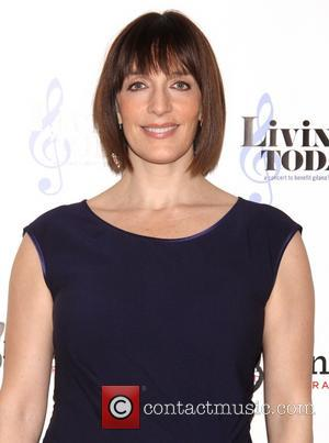 Julia Murney - Living For Today: A Benefit for Gilana's Fund, held at Joe's Pub - Arrivals. - New York,...