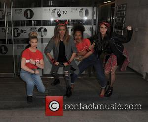 Perrie Edwards, Jade Thirlwall, Leigh Anne Pinnock and Jesy Nelson