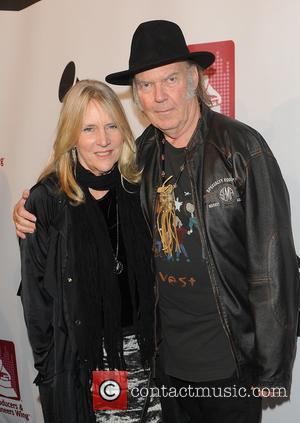 Neil Young's Ex-wife Turns Divorce Heartbreak Into Songs For New Album