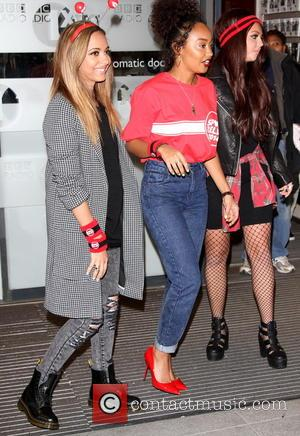 Little Mix, Leigh-anne Pinnock, Jade Thirlwall and Jesy Nelson