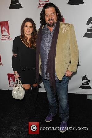 Neil Young, Alan Parsons and Lisa Parsons