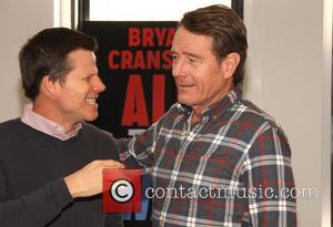 Bill Rauch and Bryan Cranston