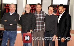 Michael Mckean, Robert Schenkkan, Bryan Cranston, Bill Rauch and Brendon J. Dirden