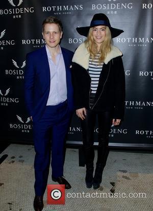 Matt Czuchry and Chelsea Leyland