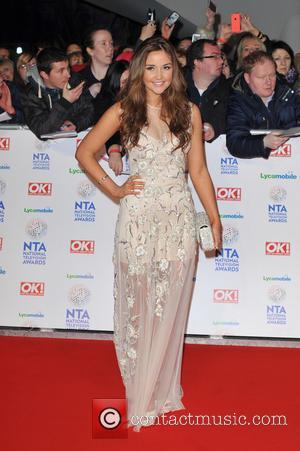 Jacqueline Jossa - National Television Awards held at the O2 Arena - Arrivals. - London, United Kingdom - Wednesday 22nd...