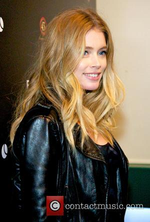 Model Doutzen Kroes Pregnant