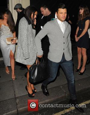 Mark Wright, Michelle Keegan and Brooke Vincent