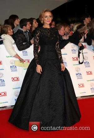 Catherine Tyldesley - The National Television Awards 2014 (NTA's) held at the O2 Arena - Arrivals - London, United Kingdom...