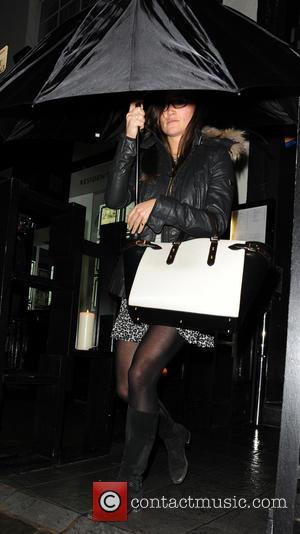 Pippa Middleton - Pippa Middleton and Nico Jackson leaving Bo Lang in Chelsea. As Pippa gets into a car she...