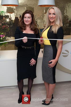 Karren Brady and Leah Totton - Leah Totton and Karren Brady launch the first Dr Leah cosmetic clinic - London,...