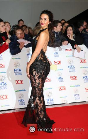Jennifer Metcalfe - The National Television Awards 2014 (NTA's) held at the O2 Arena - Arrivals - London, United Kingdom...
