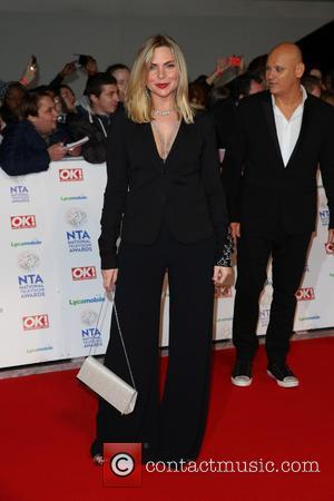 Samantha Womack - The National Television Awards 2014 (NTA's) held at the O2 Arena - Arrivals - London, United Kingdom...