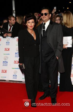Jessie Wallace and Tim Arnold - The National Television Awards 2014 (NTA's) held at the O2 Arena - Arrivals -...