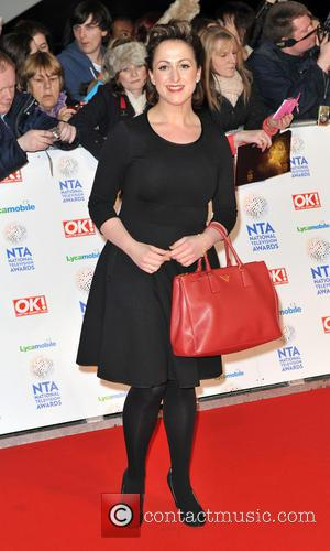Natalie Cassidy - The National Television Awards 2014 (NTA's) held at the O2 Arena - Arrivals - London, United Kingdom...
