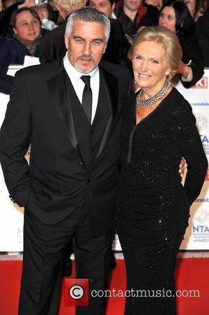 Mary Berry Vandalised Paul Hollywood's Car & Signed Her Graffiti 'Love Mary'
