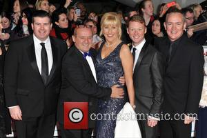 Brendan O'Carroll - National Television Awards held at the O2 Arena - Arrivals - London, United Kingdom - Wednesday 22nd...