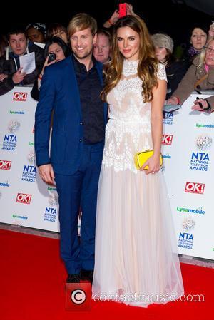 Jodi Albert, Kian Egan, National Television Awards