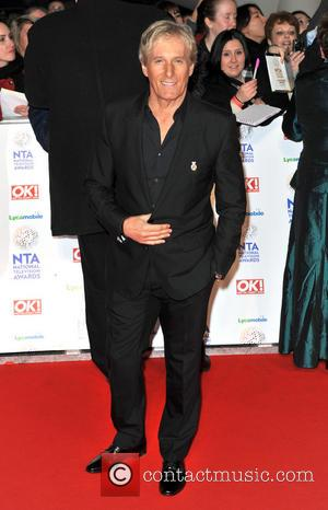 Michael Bolton - National Television Awards held at the O2 Arena - Arrivals - London, United Kingdom - Wednesday 22nd...