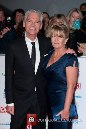Phillip Schofield - The National Television Awards 2014 (NTA's) held at the O2 Arena - Arrivals - London, United Kingdom...