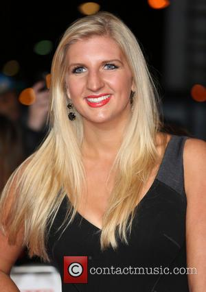 Rebecca Adlington - The National Television Awards 2014 (NTA's) held at the O2 Arena - Arrivals - London, United Kingdom...