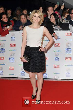 Jodie Whittaker - National Television Awards held at the O2 Arena - Arrivals. - London, United Kingdom - Wednesday 22nd...