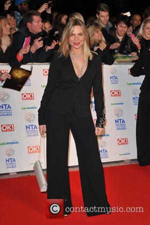 Samantha Womack - National Television Awards held at the O2 Arena - Arrivals. - London, United Kingdom - Wednesday 22nd...