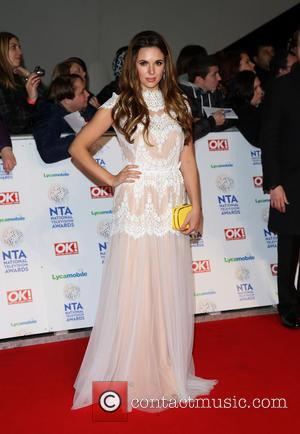 Jodi Albert - The National Television Awards 2014 (NTA's) held at the O2 Arena - Arrivals - London, United Kingdom...
