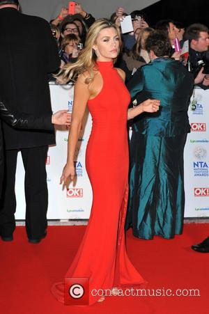 Abbey Clancy - National Television Awards held at the O2 Arena - Arrivals. - London, United Kingdom - Wednesday 22nd...