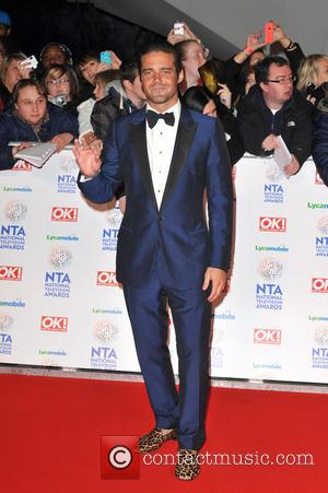 Spencer Matthews - National Television Awards held at the O2 Arena - Arrivals. - London, United Kingdom - Wednesday 22nd...
