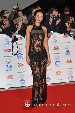 Jennifer Metcalfe - National Television Awards held at the O2 Arena - Arrivals. - London, United Kingdom - Wednesday 22nd...