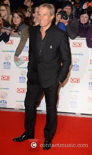 Michael Bolton - The National Television Awards 2014 (NTA's) held at the O2 Arena - Arrivals - London, United Kingdom...