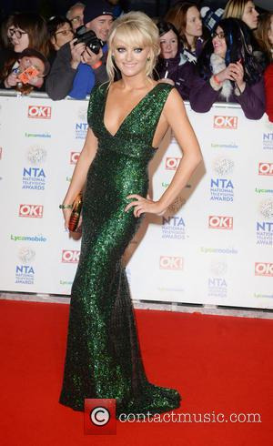 The National Television Awards 2014 (NTA's) held at the O2 Arena - Arrivals - London, United Kingdom - Wednesday 22nd...